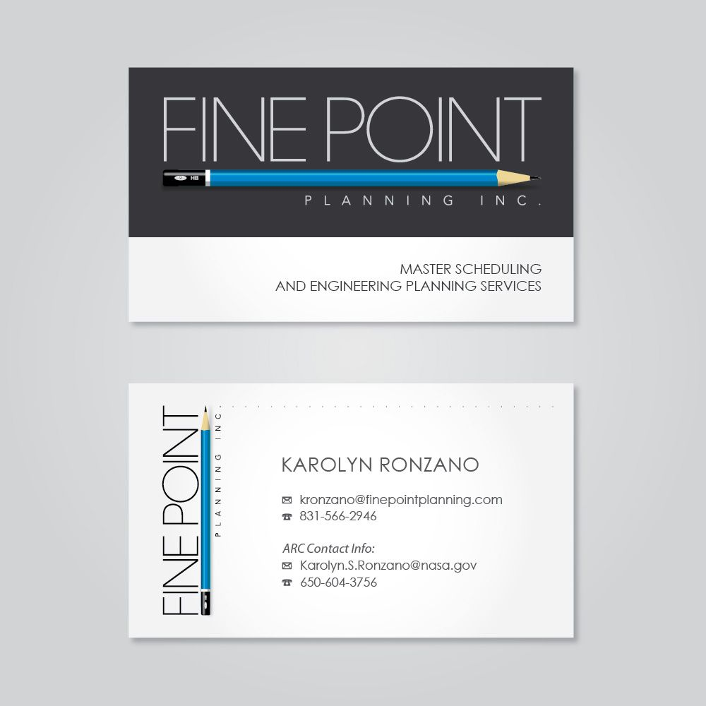 FinePoint-Business Card